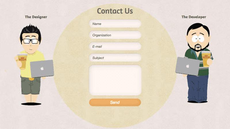 Mẫu Contact Form 7