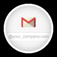 Gmail theo tên miền