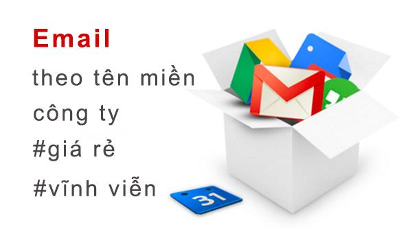 Email tên miền công ty