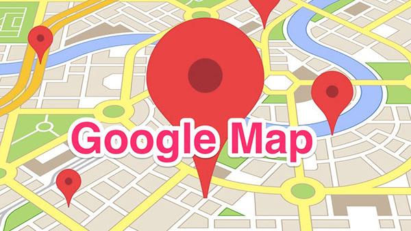 Dịch vụ tạo vị trí trên bản đồ Google Maps