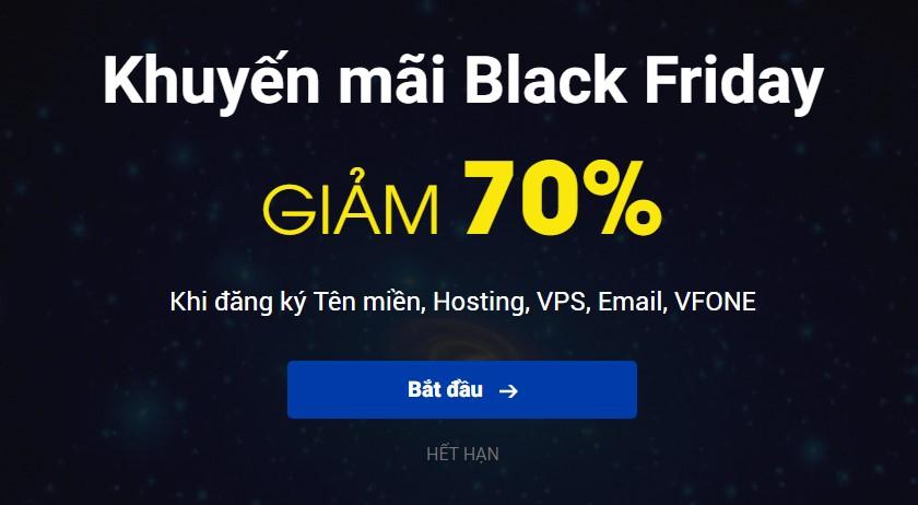 Nhân Hoà - Khuyến mãi Black Friday 2019